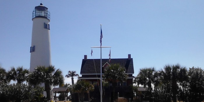 St. George Island Lighthouse and Gift Shop