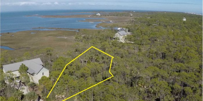 1 acre Plantation bay view lot
