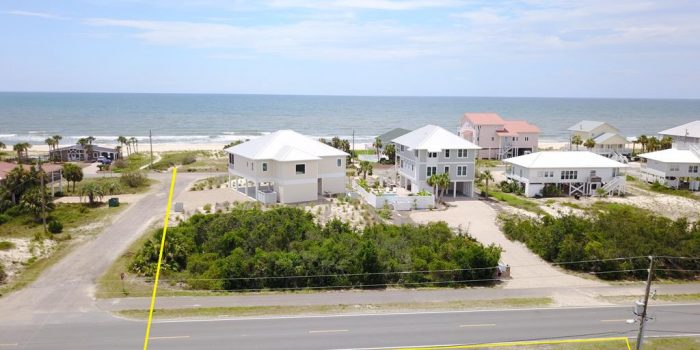 quadraplex located in the Gulf Beaches