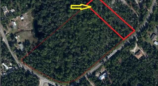 1 acre lot located in Carrabelle Beach