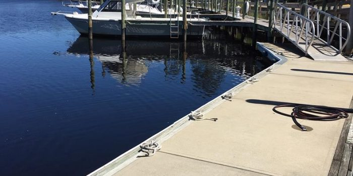 Dockominium at Carrabelle Boat Club