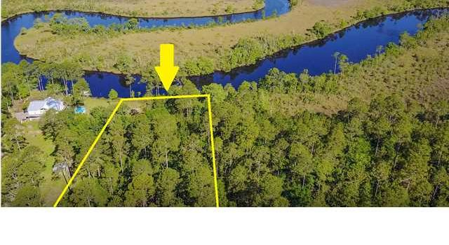 4.85 acre river front lot located in River Bend Plantation