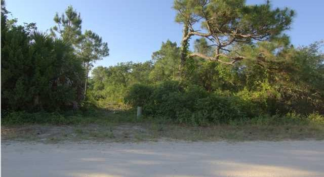 .33 acre lot located in the Gulf Beaches