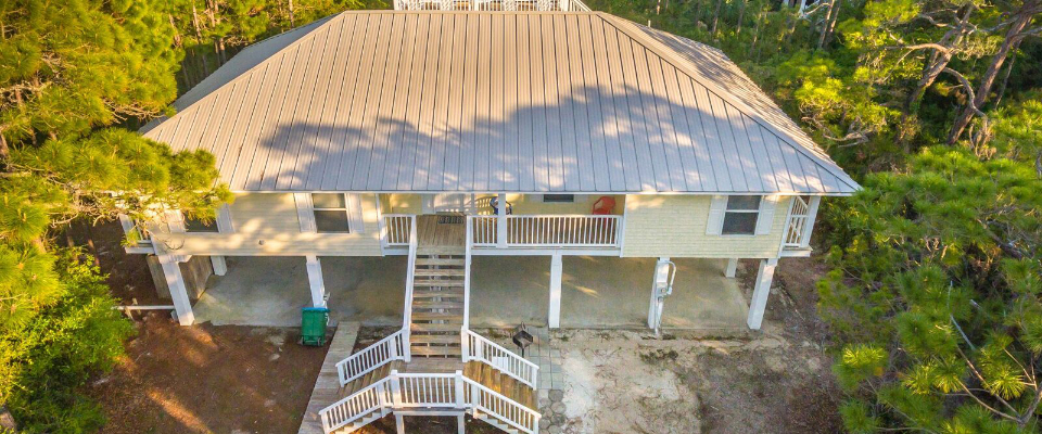 Real Estate on St. George Island