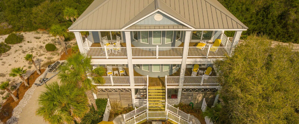 St. George Island Home For Sale