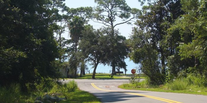 .16 Acre  bay view lot located in  Lanark Beach