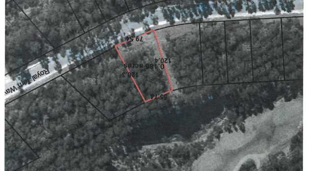 .19 acre lot located in St. James Bay