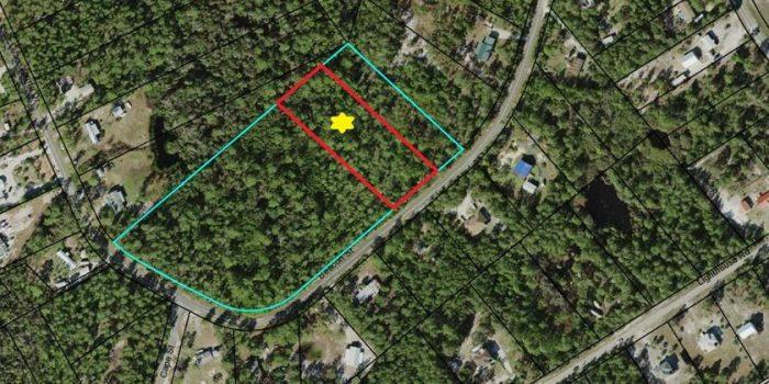 2.0 Acre lot located near Carrabelle Beach