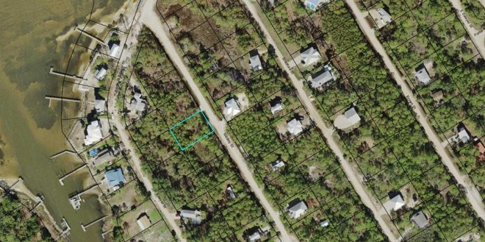 0.2700 acre lot located in the Gulf Beaches