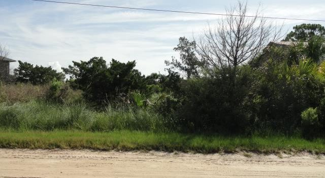0.3100 Acre canal front lot in the Gulf Beaches