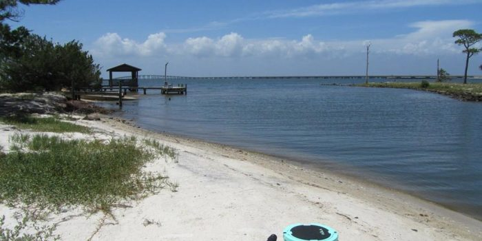 0.3310 acre canal front lot located in the Gulf Beaches