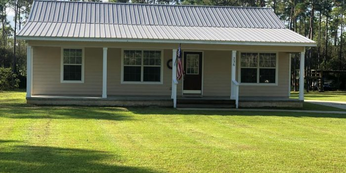 Ranch style home on 1 Acre of land located in Greater Apalachicola