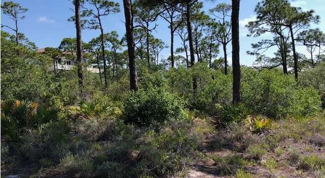 1.000 Acre gulf view lot located in Pebble Beach Village in the Plantation
