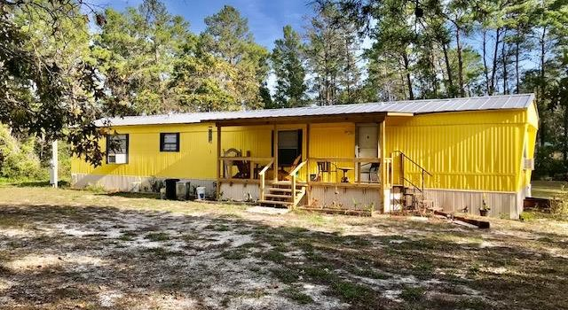 mobile home located near Carrabelle Beach