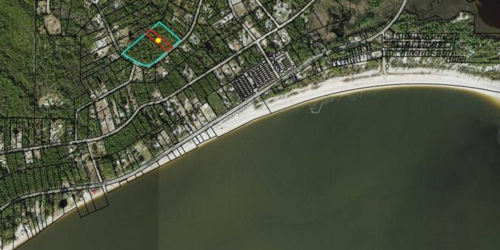 1 acre lot located near Carrabelle Beach