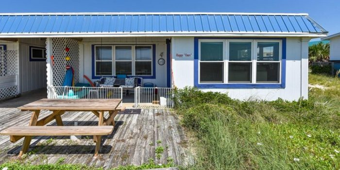 gulf front duplex located in the Gulf Beaches
