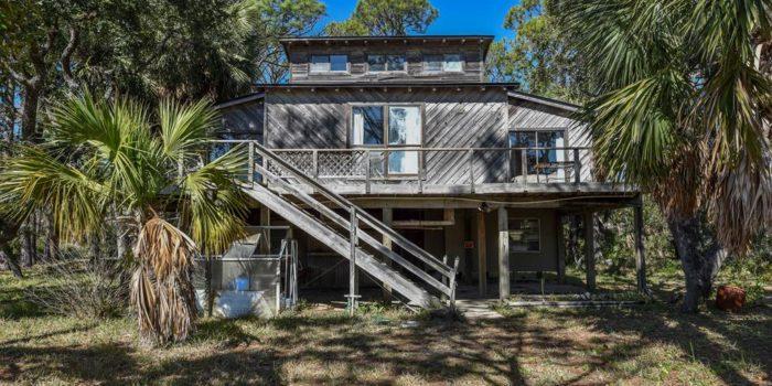 beach house located in the Gulf Beaches