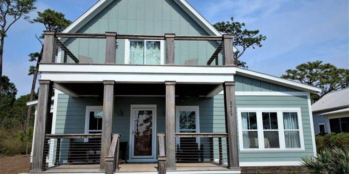 custom home located in Summer Camp
